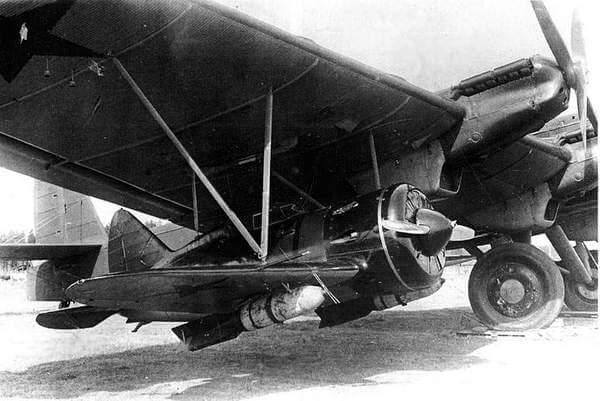 1941 - Составной Пикирующий Бомбардировщик