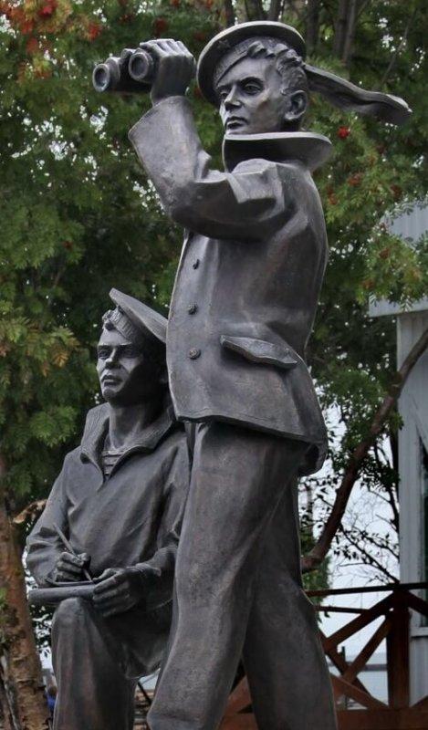 5 августа 1942 года на Соловецких островах открылась Школа юнг