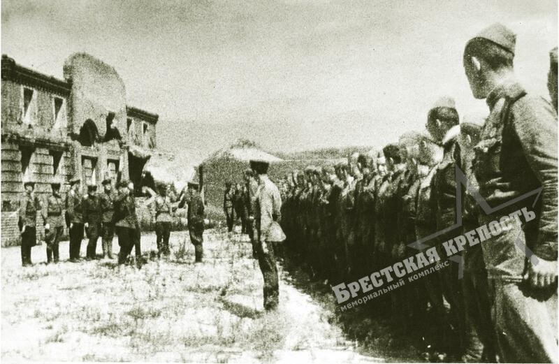 1944 - Брест был освобожден от немецко-фашистских захватчиков в результате Люблинско-Брестской операции