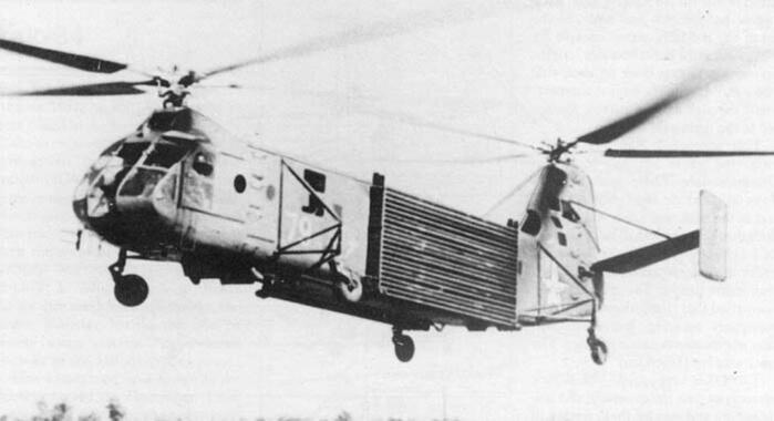 1957 - Начались (по 28 сентября 1959 года), заводские испытания системы