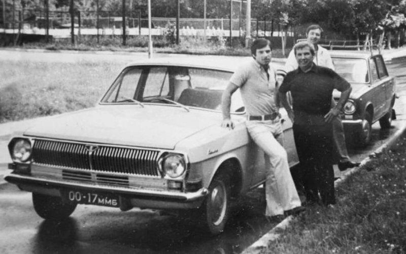 1970 - С конвейера Горьковского автозавода сошла новая модель