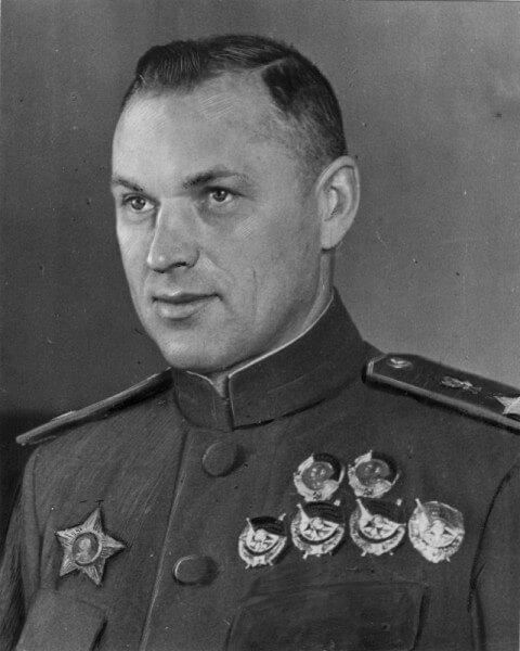 20 июля 1944 года начало освобождения Польши. Войска Маршала Рокоссовского форсировали Западный Буг