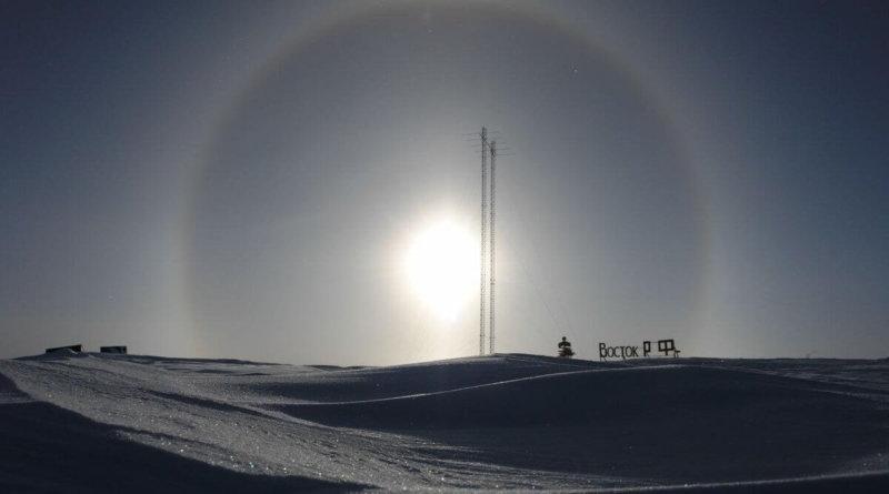 21 июля 1983 года на советской антарктической станции
