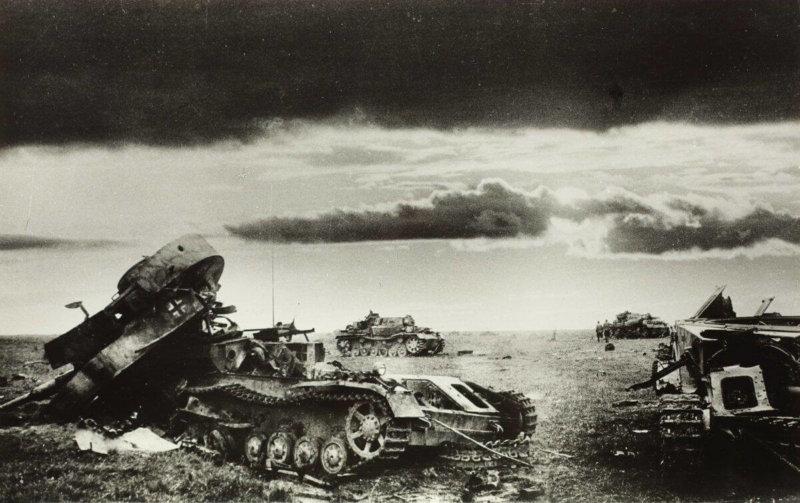 22 июля 1943 года в ходе Курской битвы
