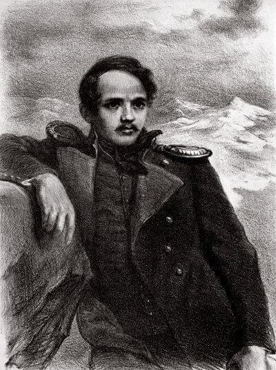 23 июля 1840 года поручик Михаил Лермонтов сражался в рядах русских солдат, разбивших отряд Шамиля на реке Валерик