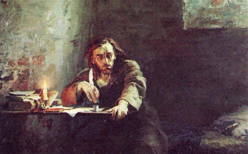 24 июля 1828 года Родился Николай Гаврилович Чернышевский