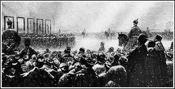 25 июля 1826 года казнены Пестель, Рылеев, Муравьев-Апостол, Бестужев-Рюмин, Каховский.