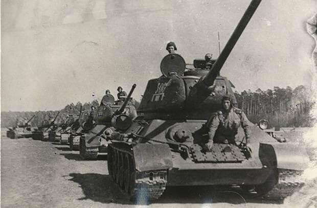 27 июля 1943 года севернее Орла, в ходе Курской битвы, впервые вступил в бой Уральский добровольческий танковый корпус