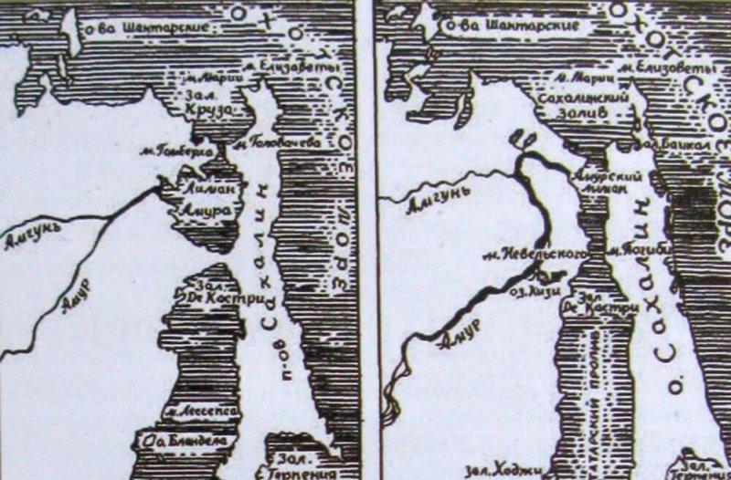 3 августа 1849 года Сахалин стал островом