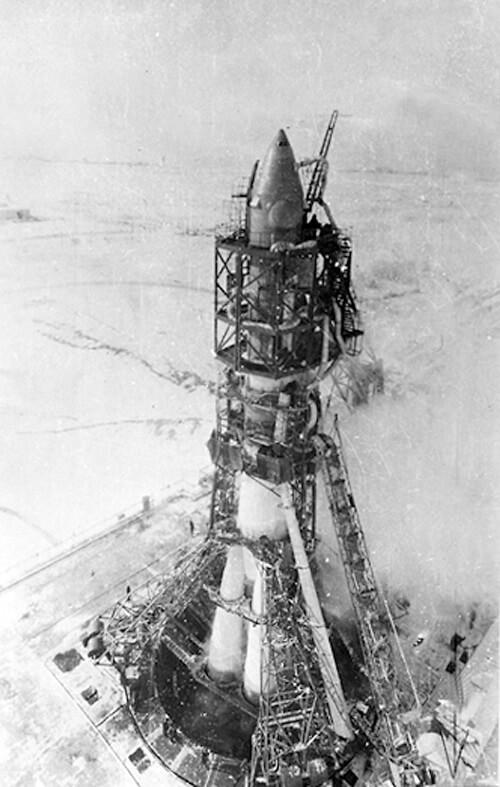 30 июля 1959 года состоялся первый экспериментальный пуск Р7