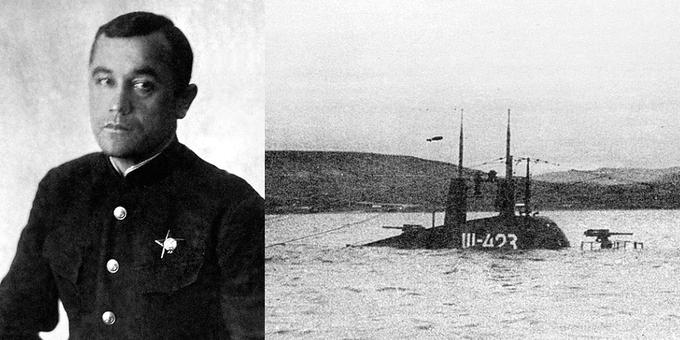 5 августа 1940 года начался переход подводной лодки Щ-423