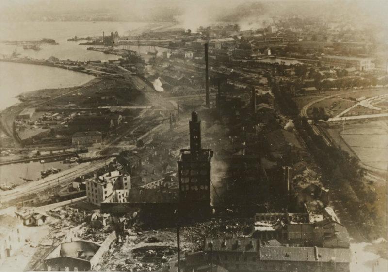 5 августа 1941 года началась оборона Главной военно-морской базы КБФ г. Таллина.