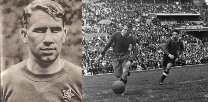 5 августа 1948 года в Минске армеец Григорий Федотов стал первым футболистом, забившим 100 голов в чемпионатах СССР