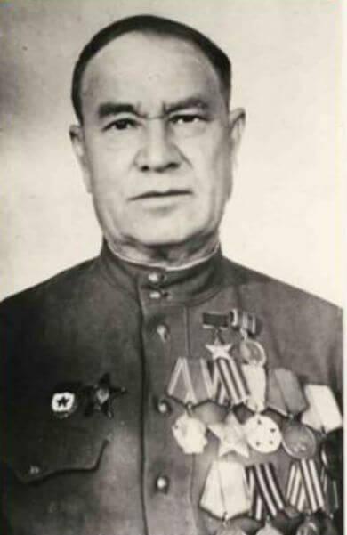 Афанасий Гаврилович Чумов