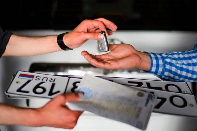 Государственная Дума упростила регистрацию автотранспорта
