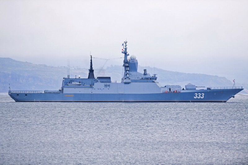 Корвет Совершенный вошел в состав Тихоокеанского флота