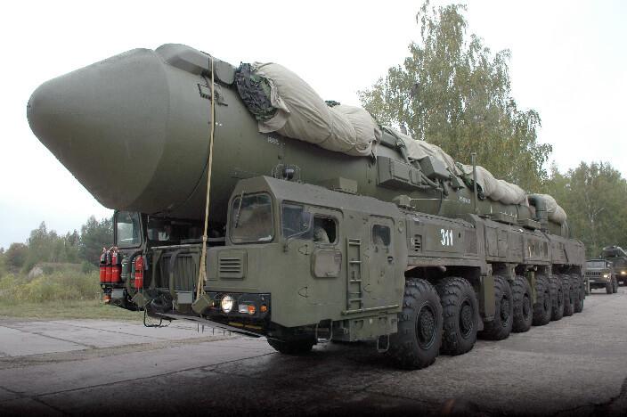 Под Йошкар-Олой заступил на боевое дежурство первый полк межконтинентальных баллистических ракет