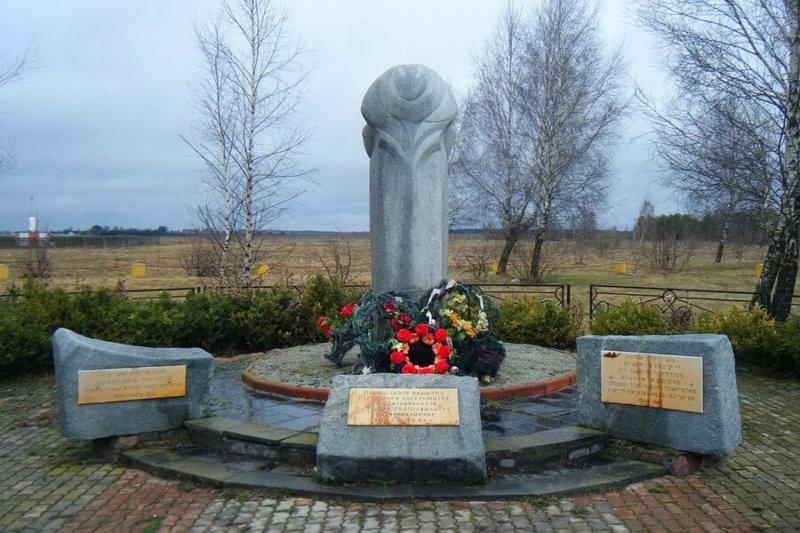 Произошло первое массовое убийство евреев в Пинске