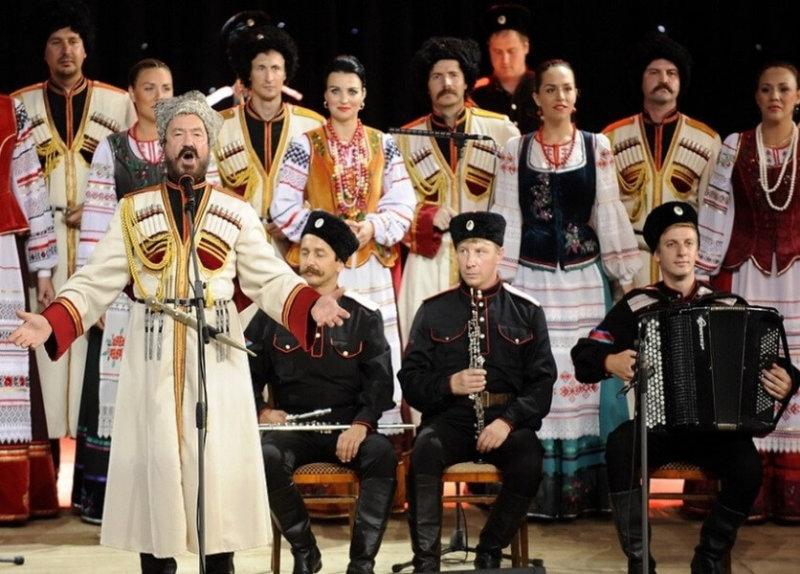 Создан Кубанский казачий хор