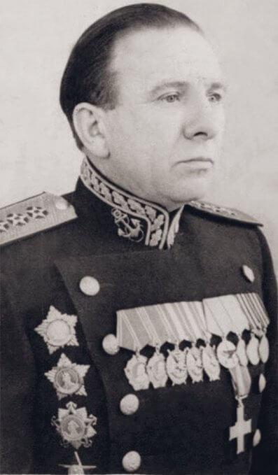 Трибуц Владимир Филиппович