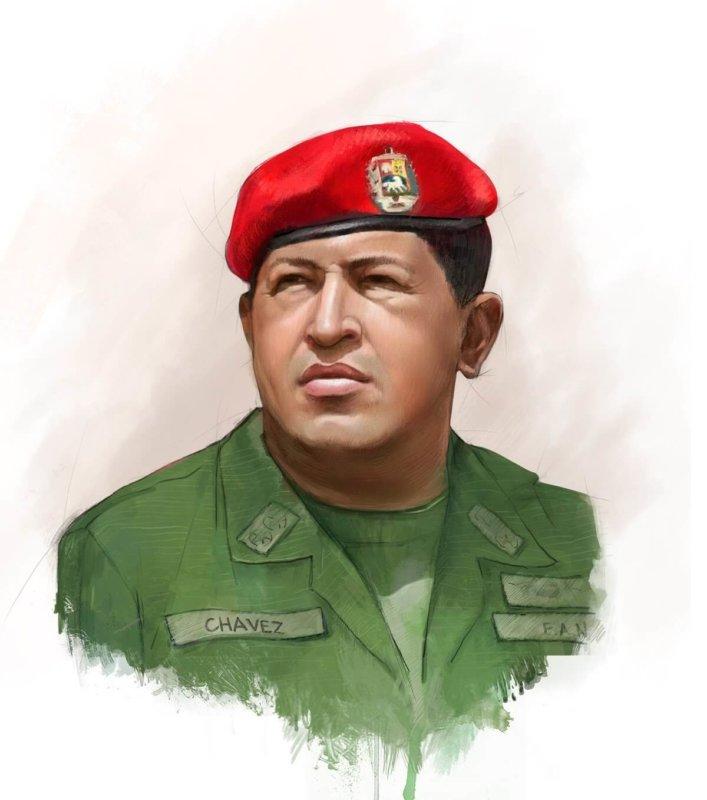 Уго Рафаэль Чавес Фриас