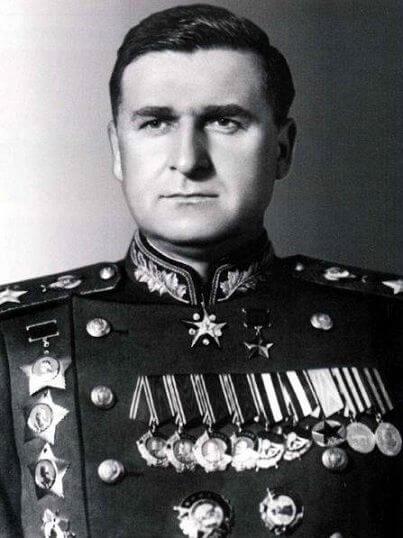 Василий Соколовский