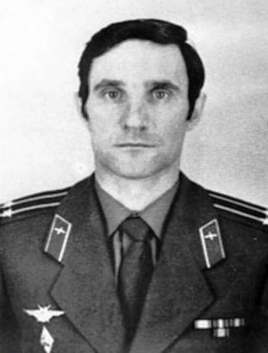 Виктор Оськин
