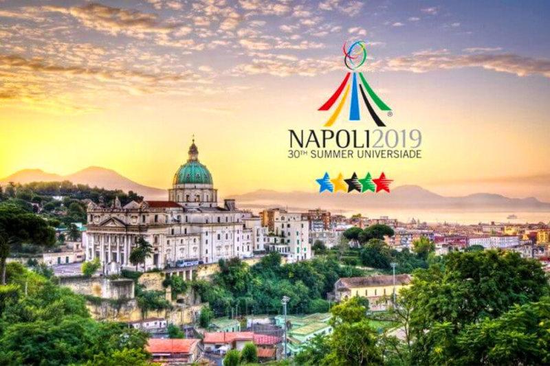 Завершилась Всемирная летняя Универсиада в Неаполе 2019