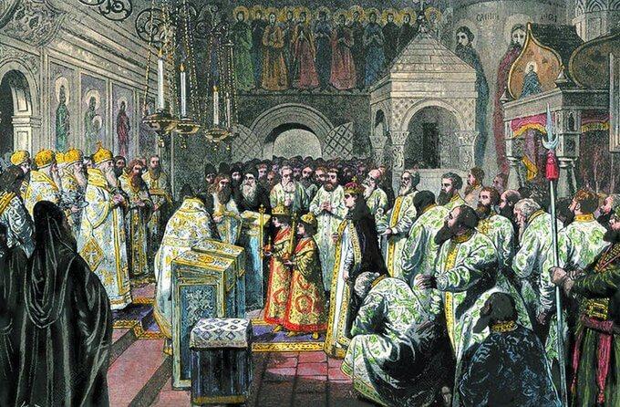 18 августа 1682 года на российский престол вступил Пётр I