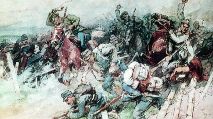 18 августа 1914 года началась Галицийская битва