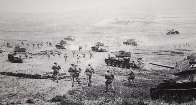 18 августа 1943 года завершилась Орловская стратегическая наступательная операция