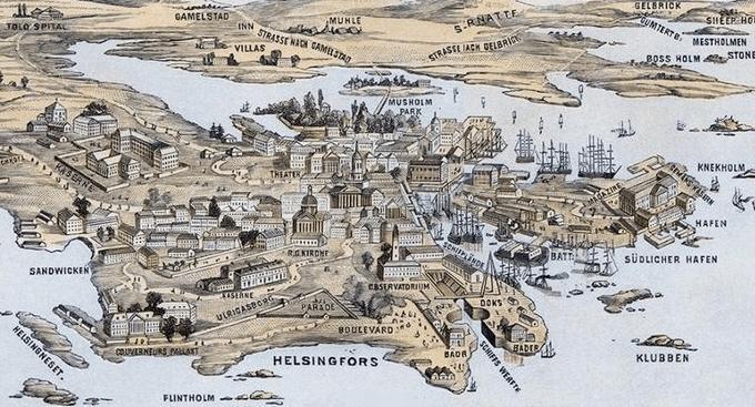 4 сентября 1742 года во время русско-шведской войны