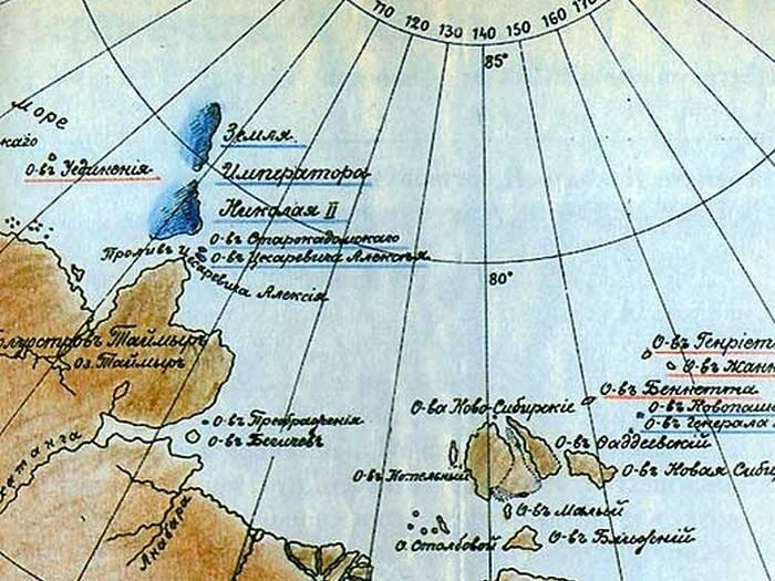 4 сентября 1913 года совершено последнее великое географическое открытие