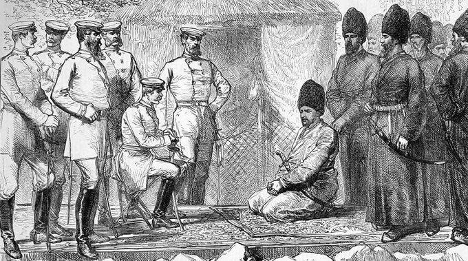 6 сентября 1873 года Хивинское ханство было присоединено к России.