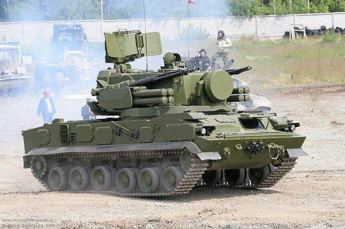 8 сентября 1982 года на вооружение советских войск принят зенитный комплекс «Тунгуска».