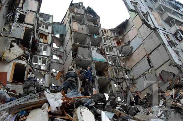 8 сентября 1999 года в Москве на первом этаже девятиэтажного жилого дома № 19 по улице Гурьянова (Юго-Восточный административный округ) в 23.58 произошел взрыв.