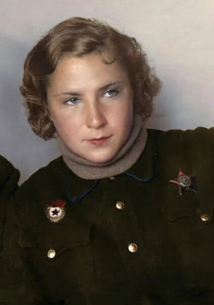 Лидия Литвяк