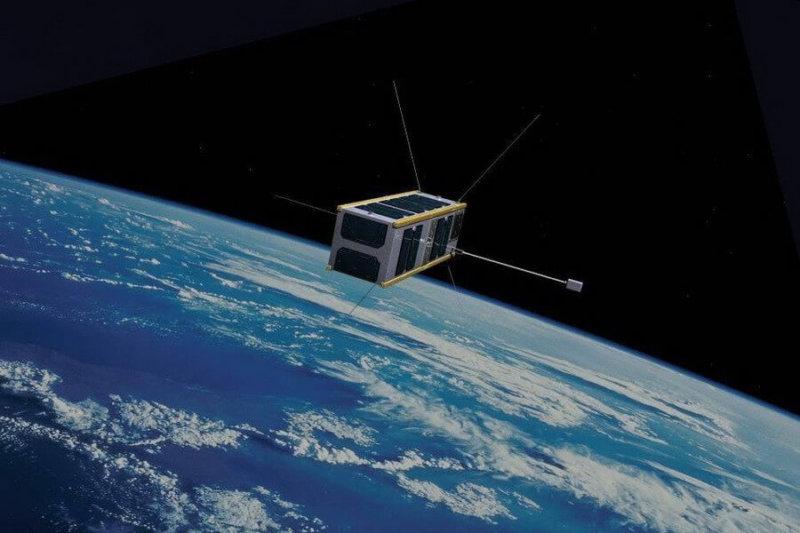 Напечатанный на 3D-принтере российский спутник начал передавать сигналы