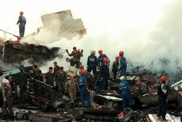 Терракт в Буйнакске