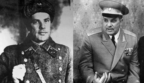 В 1941 году рабочий полк капитана госбезопасности Горшкова остановил немцев у Тулы