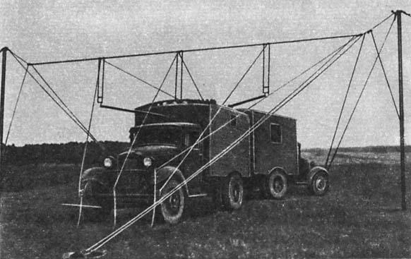 10 сентября 1939 года на вооружение частей ВНОС Красной Армии принята аппаратура по обнаружению самолетов
