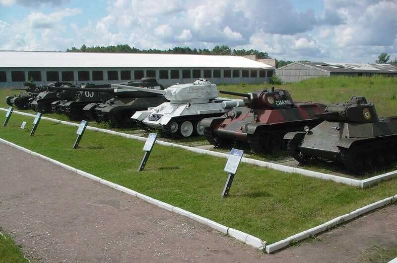 10 сентября 1972 года в подмосковной Кубинке открыт Военно-исторический музей бронетанкового вооружения и техники ГАБТУ.
