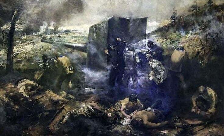 11 сентября 1941 года подвиг Авроровцев