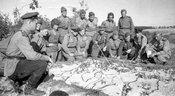 15 сентября 1943 года началась Смоленско-Ярославльская наступательная операция