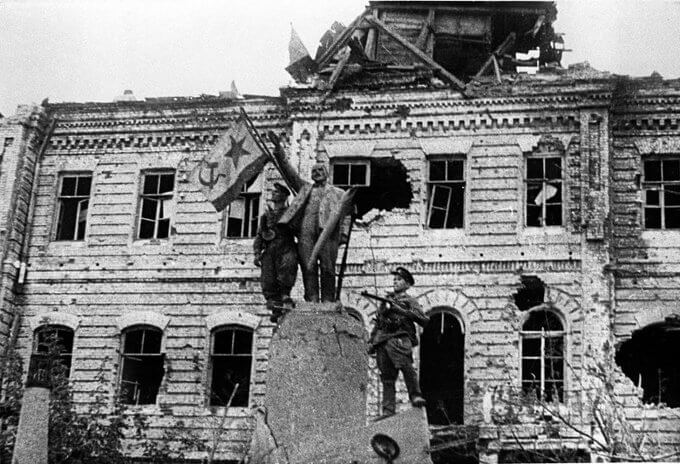 16 сентября 1943 года войска Северо-Кавказского фронта