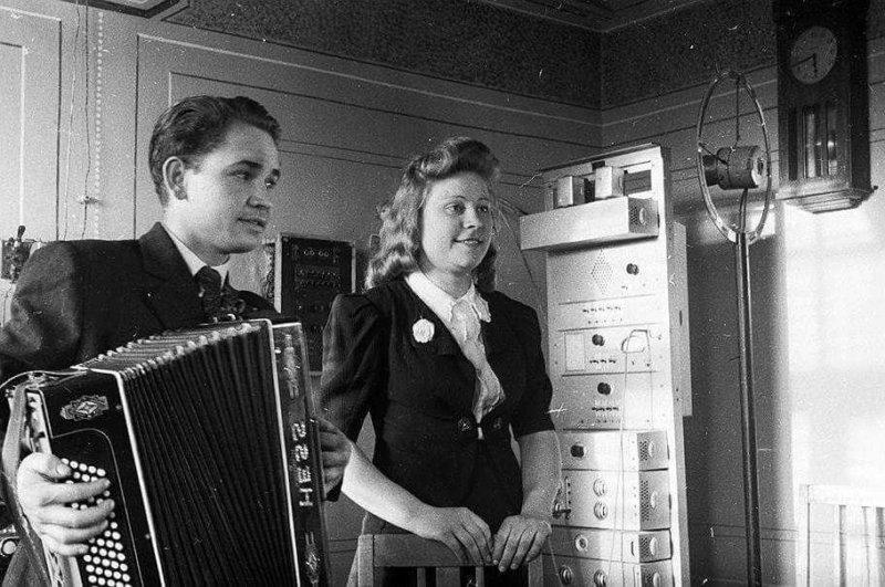 17 сентября 1922 года в Москве состоялся первый радиоконцерт