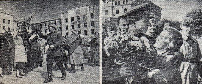 17 сентября 1943 года войска Брянского фронта