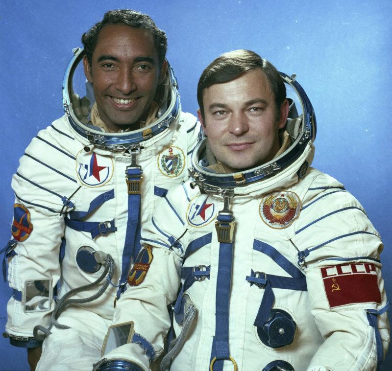 18 сентября 1980 года был произведен старт космического корабля Союз-38