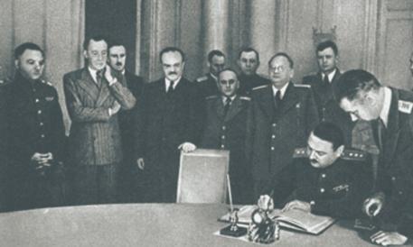 19 сентября 1944 года. Москва