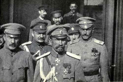 1917 - Верховный главнокомандующий